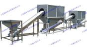 Starch Mould Jelly Candy Depositing Line